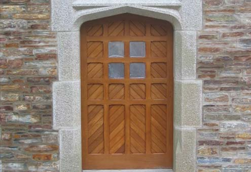Unique Wooden Doors